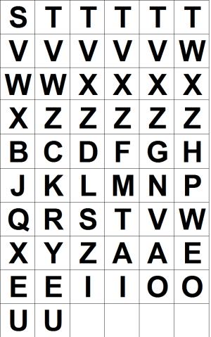 Alfabeto Movel Escrita Alfabetica Formacao Didatica